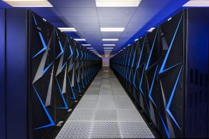 The difference between a supercomputer and a render farm